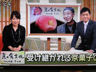 テレビ放映の様子9